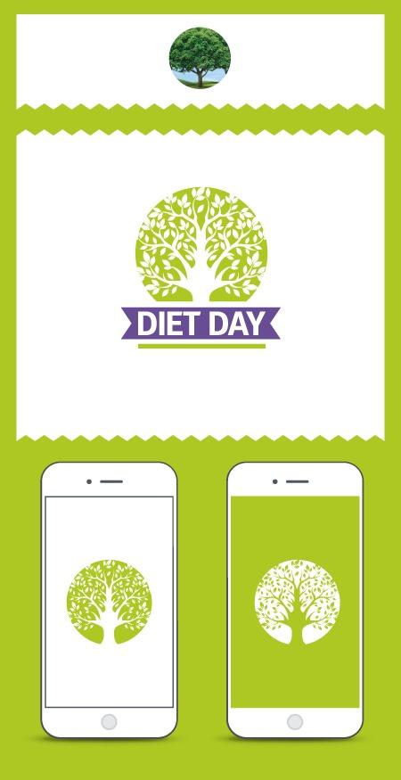 Название и логотип доставки здоровой еды