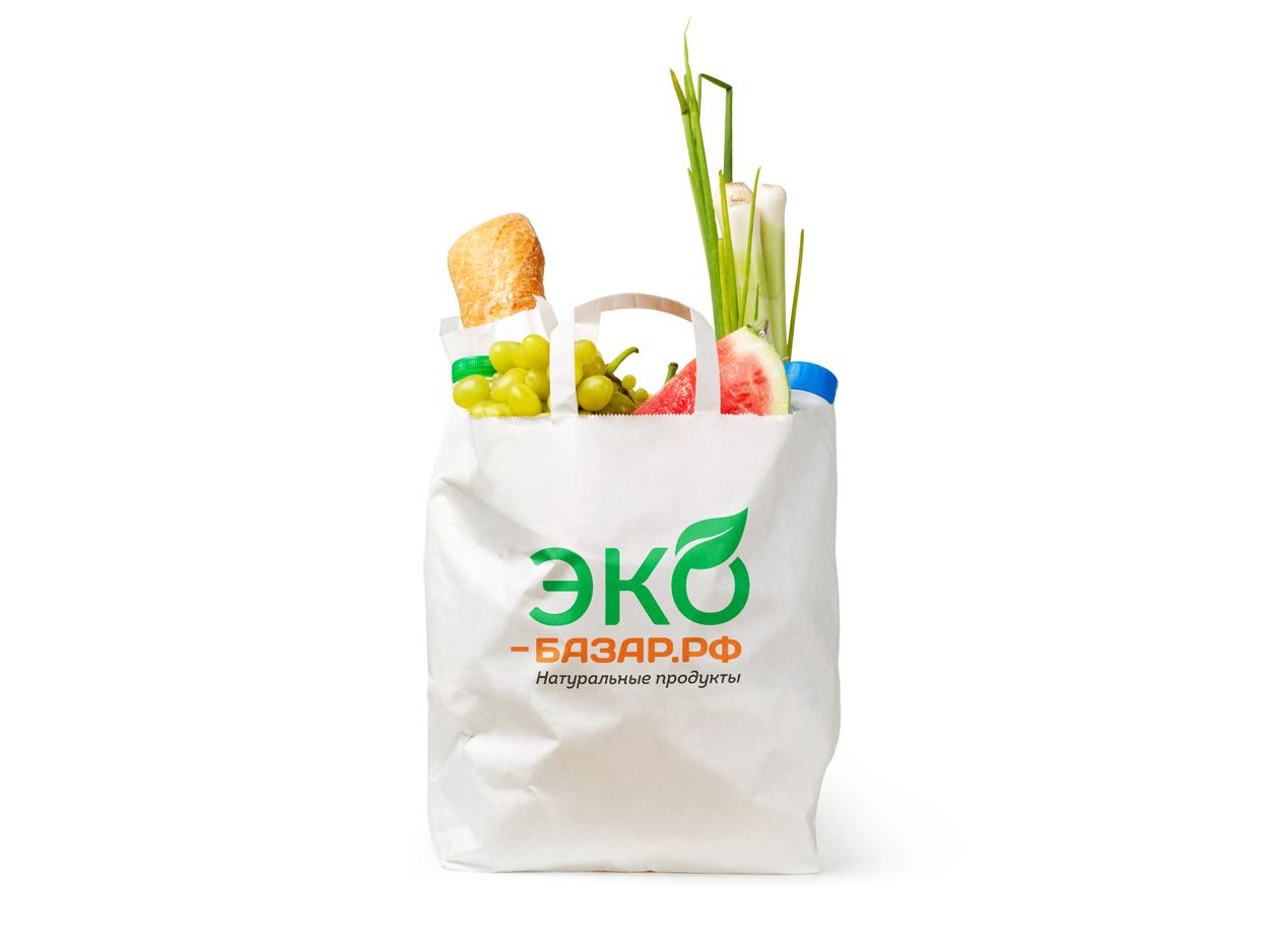 Логотип компании натуральных (фермерских) продуктов фото f_017593f337ee71b9.jpg
