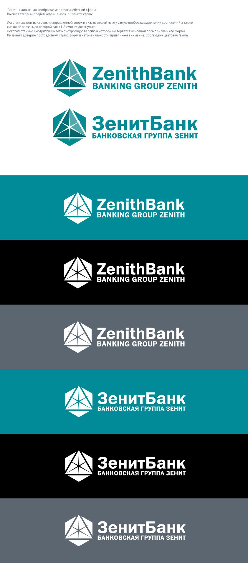 Разработка логотипа для Банка ЗЕНИТ фото f_3165b50e63a91638.jpg