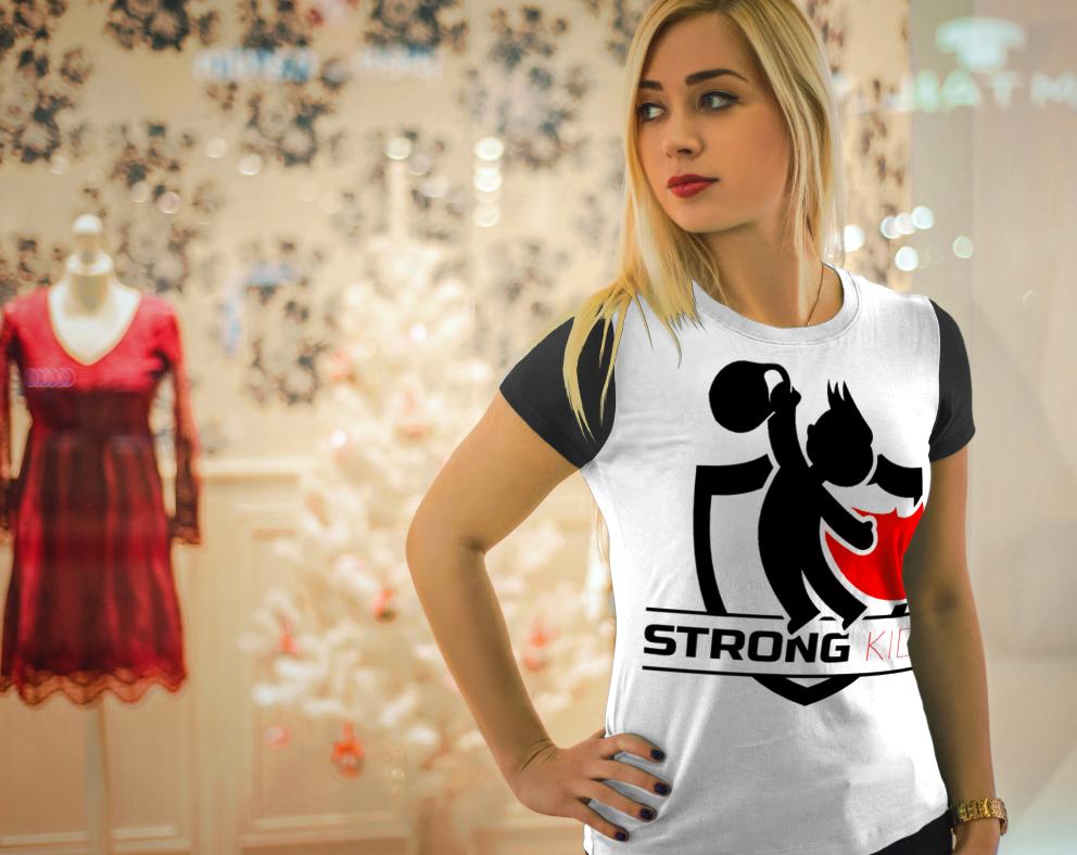 Логотип для Детского Интернет Магазина StrongKids фото f_0065c7427cb40e31.png