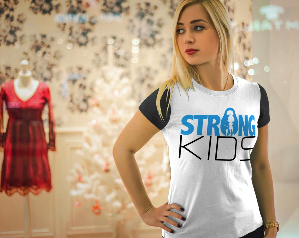 Логотип для Детского Интернет Магазина StrongKids фото f_0395c7428e921bd7.png