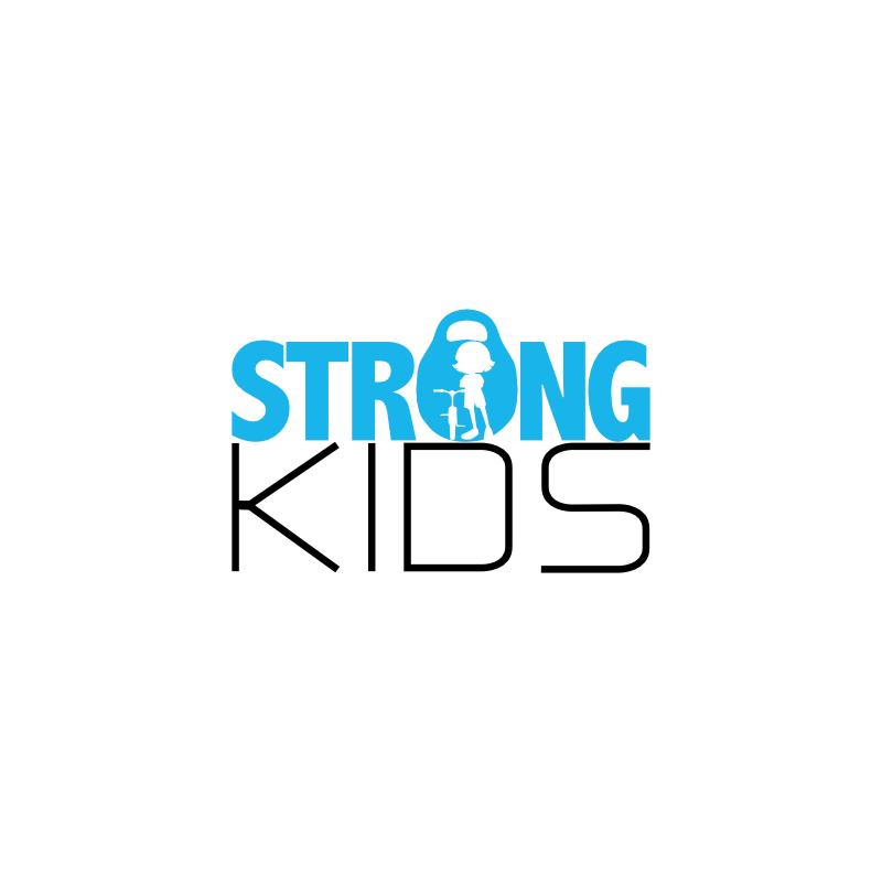 Логотип для Детского Интернет Магазина StrongKids фото f_3945c692c2bf165d.jpg