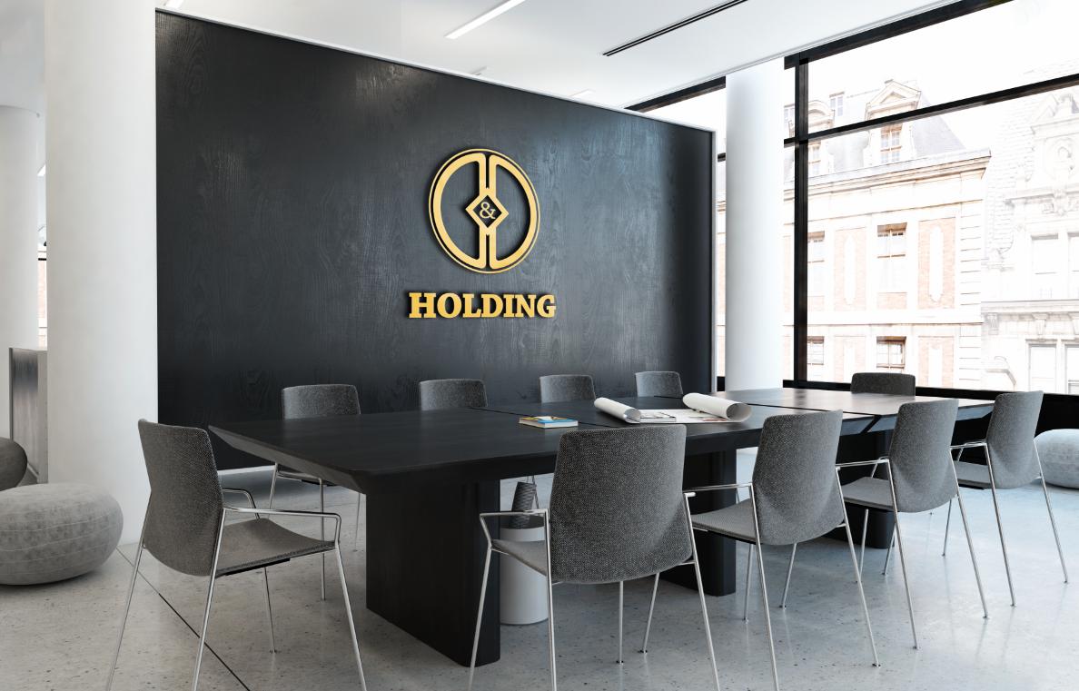 "Разработка Логотипа +  Фирменного знака для компании ""O & O HOLDING"" фото f_3995c80bb5bca9fd.png"