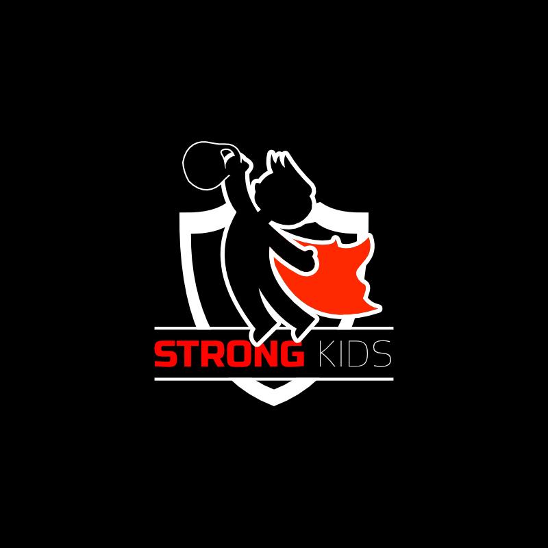 Логотип для Детского Интернет Магазина StrongKids фото f_5285c6924d3bfb8b.jpg