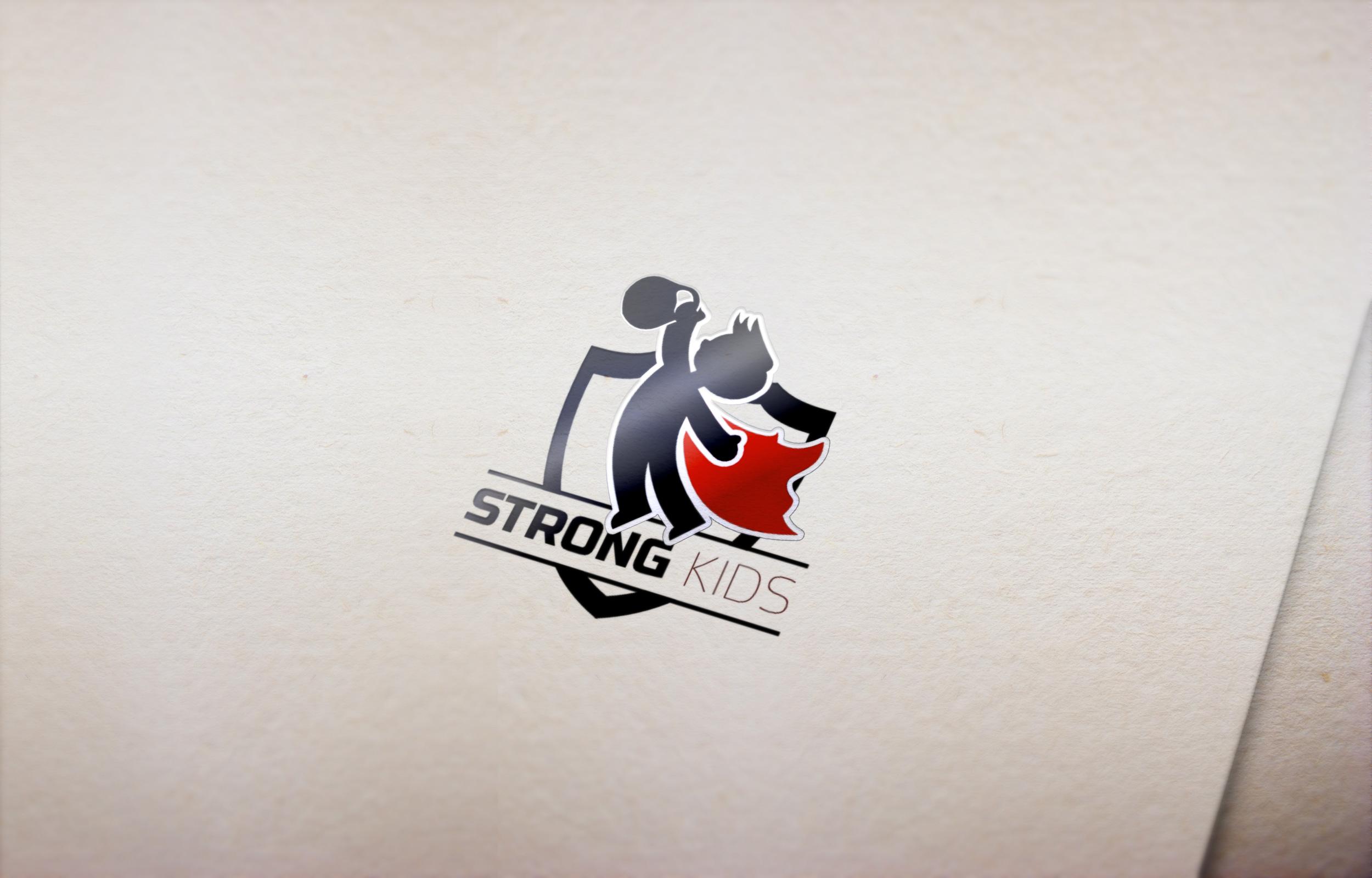 Логотип для Детского Интернет Магазина StrongKids фото f_6865c695a1bb8bb9.jpg