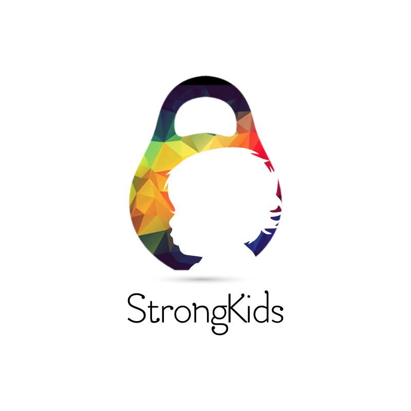 Логотип для Детского Интернет Магазина StrongKids фото f_7945c62666def87a.jpg