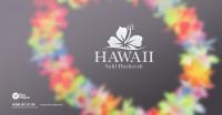 Разработка логотип  для жилого комплекса Hawaii Resort в Египте.