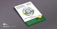 Дизайн листовки для бухгалтерской компании