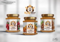 Дизайн этикеток для мёда