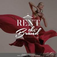 "Логотип для бутика одежды ""Rent the Brand"""