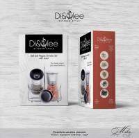 """Дизайн упаковки для специй """"Di&Olee"""""""