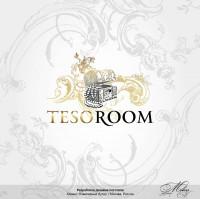 """Логотип ювелирный магазин """"Teso Room"""""""
