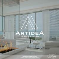 """Дизайн логотипа для студии """"Artidea"""""""