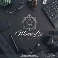 """Логотип для фотостудии """"MirseLiz"""""""