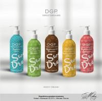 """Дизайн косметики """"DGP"""""""