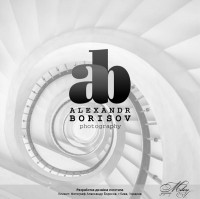 "Логотип фотографа ""Александр Борисов"""
