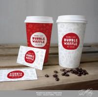 "Дизайн стаканчиков ""B-Waffle"""