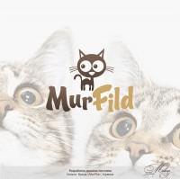 """Логотип кошачий корм """"MurFild"""""""