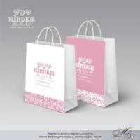 "Дизайн пакетов ""Kinder Mama"""