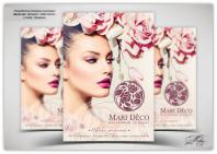 Листовка для флориста Mari Deco