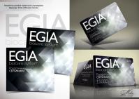 """Подарочный сертификат """"EGIA"""""""