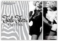"""Логотип для бренда женской одежды """"Tali Ttees"""""""