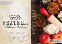 """Логотип для пекарни """"Fratelli"""""""