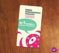 Личная визитка (artmodel)