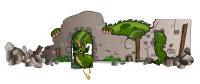 Персонаж для игры  (дракон)