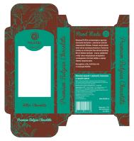 Упаковка горький шоколад. 2013.