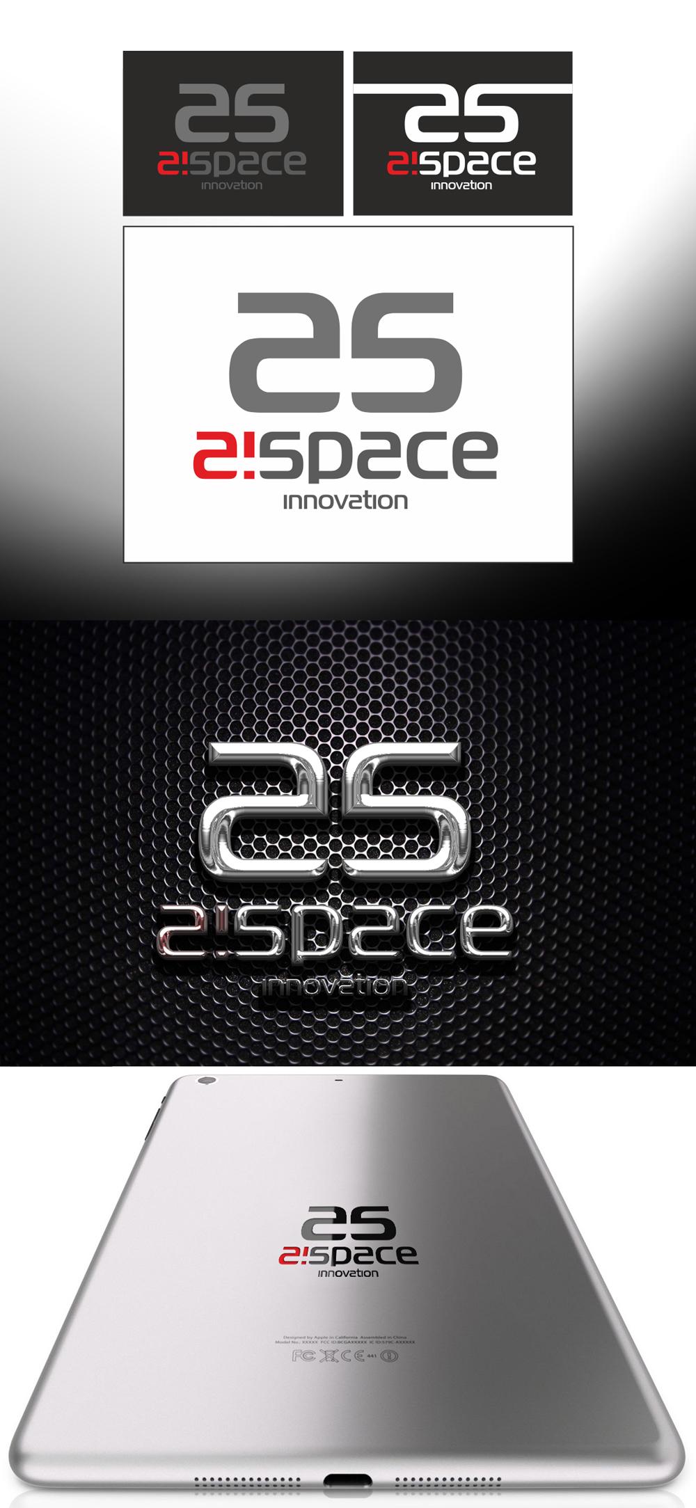Разработать логотип и фирменный стиль для компании AiSpace фото f_63051b078fab82cb.jpg