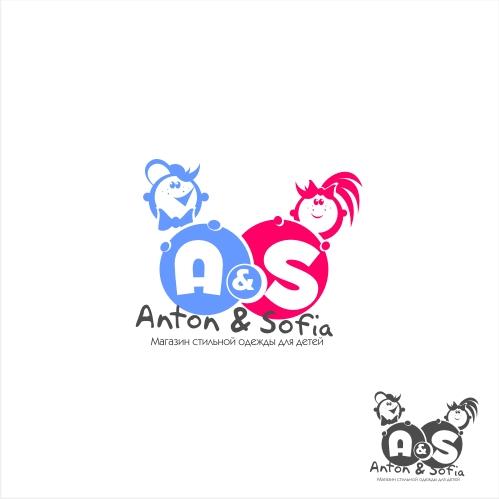 Логотип и вывеска для магазина детской одежды фото f_4c833fc6bef73.jpg