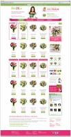 Служба доставки цветов flor2u