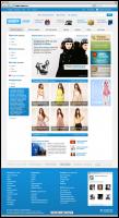 Интернет магазина одежды