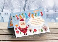 Новогодняя открытка pampik.com