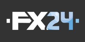 Разработка логотипа компании FX-24 фото f_96250de015dd23ab.jpg
