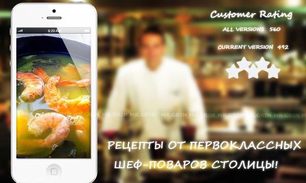 Рецепты Поваров