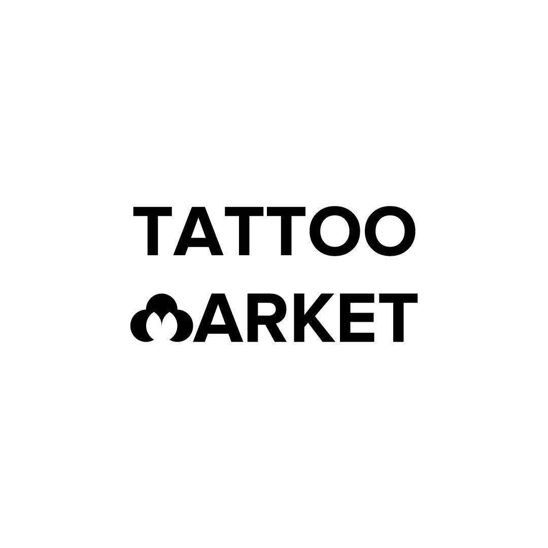 Редизайн логотипа магазина тату оборудования TattooMarket.ru фото f_7255c4021f916551.jpg