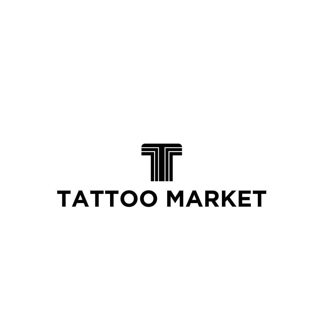 Редизайн логотипа магазина тату оборудования TattooMarket.ru фото f_7345c38929a8286e.jpg
