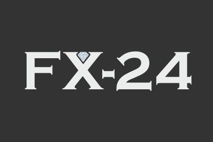 Разработка логотипа компании FX-24 фото f_45150df12b4bfdcd.png