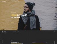 Jonny - Персональный сайт