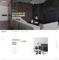 Дизайн + верстка Bauhaus [themeforest]