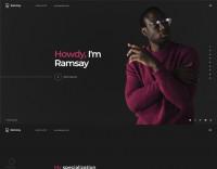 Ramsay - Персональный сайт