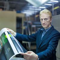 Цветопробы и контроль печати в типографиях.