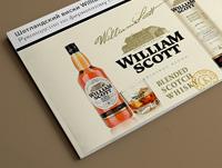 Брендбук ТМ виски «William Scott»