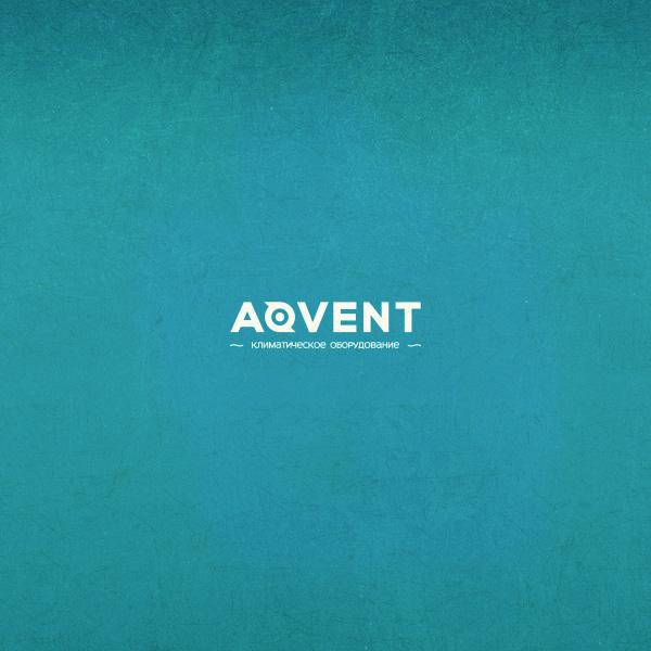 Логотип AQVENT фото f_238527b7dfe1ba6e.jpg