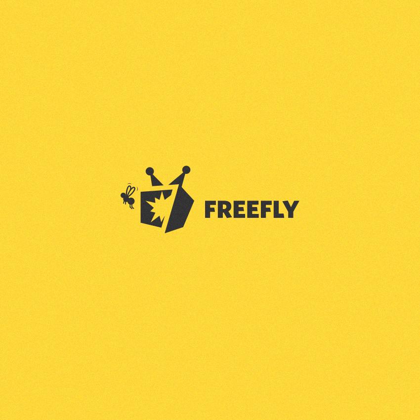Логотип для общественного интернет-телевидения FreeFly фото f_4f97b5762e09b.jpg
