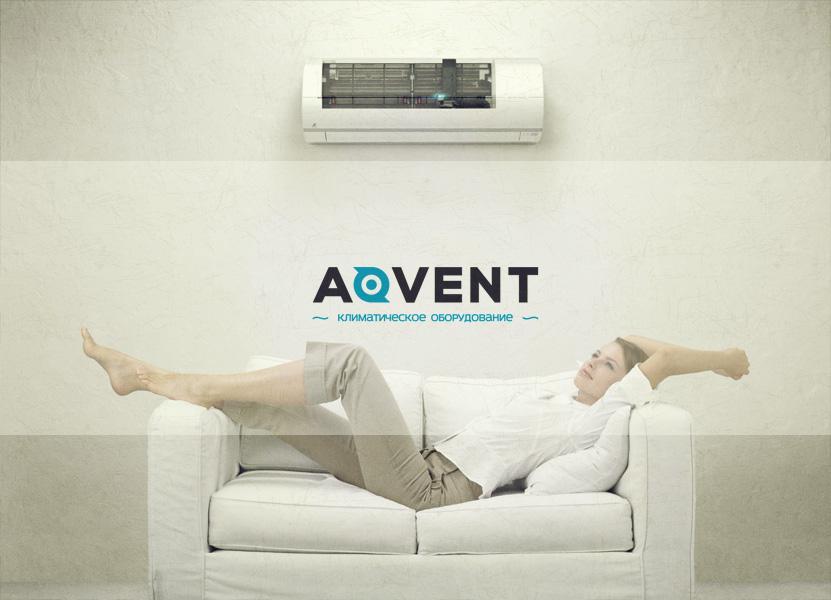 Логотип AQVENT фото f_813527b7dfb1dd43.jpg