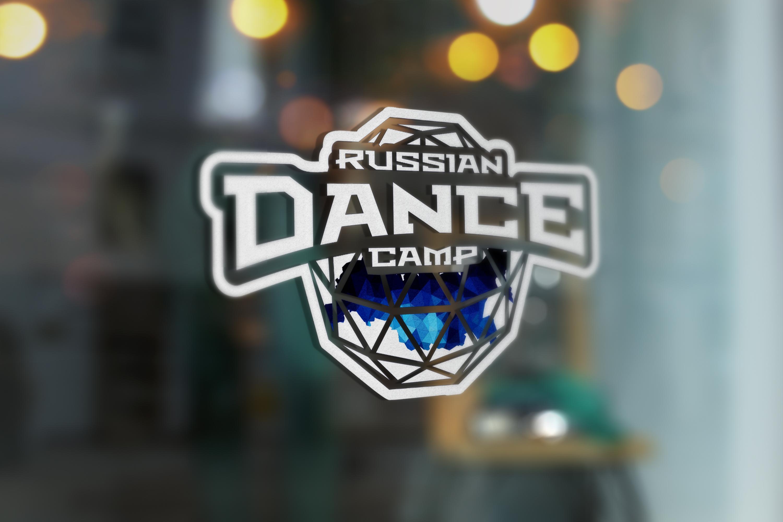 """Разработка логотипа для танцевального конкурса """"CAMP DANCE"""""""