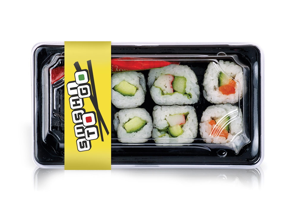 "Разработка логотипа для ""Sushi to go"""